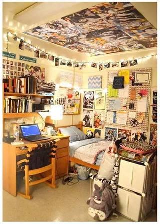 卧室榻榻米实景图
