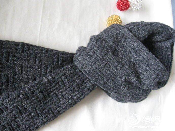 情人网围巾的织法_满天星围巾织法图解