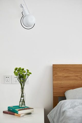89平现代北欧床头灯设计效果图