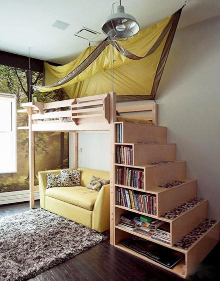 实用小户型loft空间装修方案
