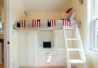 简约小户型loft设计效果图