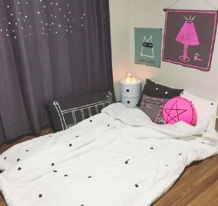 卧室榻榻米装修装饰图