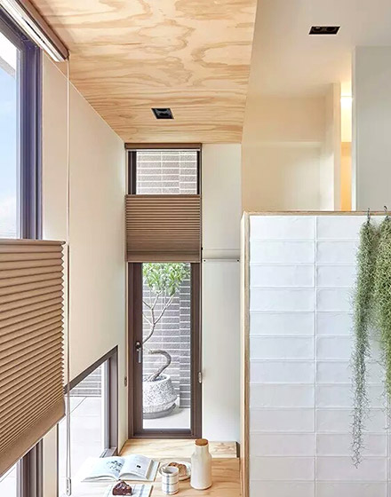 10平米超小户型窗帘装修图