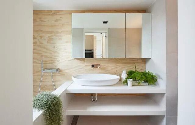 10平米超小户型卫生间浴室柜装修