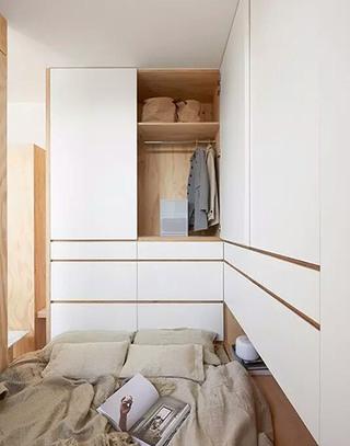 10平米超小户型卧室效果图