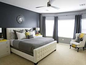 男神的新居 10款男生臥室設計布置圖