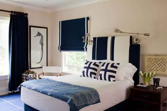 卧室阳台装饰图