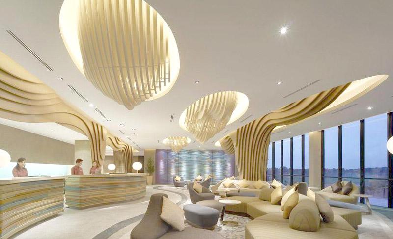 创意酒店大厅图片