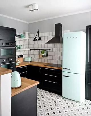 68平米小户型厨房装潢图片