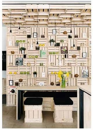 木质书柜装修装饰效果图