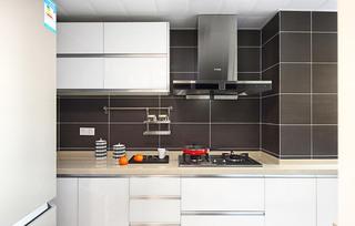 简约风格四房两厅厨房效果图装修
