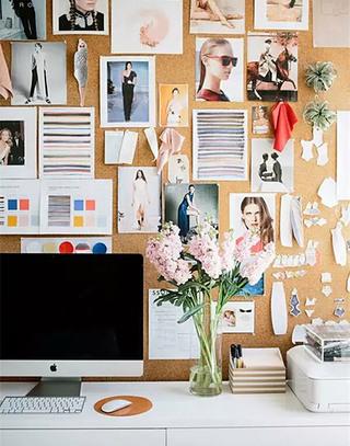 书房软木背景墙设计图大全