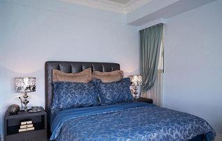 150平欧式古典风格老人房卧室效果图
