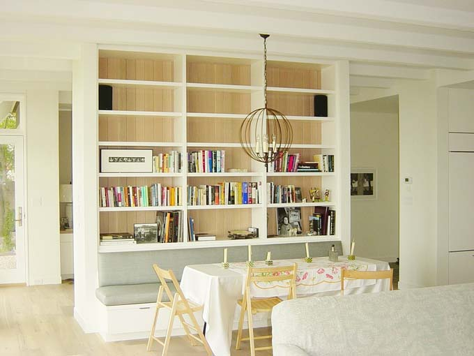 收纳小书房设计参考图片