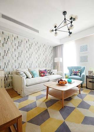 客厅设计布置构造图