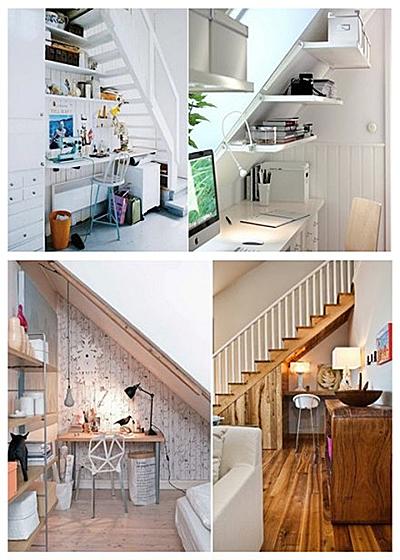 楼梯工作室创意布置图