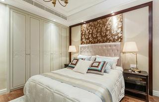 高端典雅美式次卧室设计