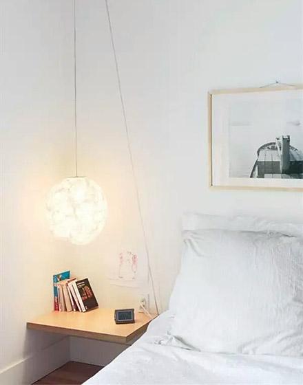 创意卧室床头柜图片