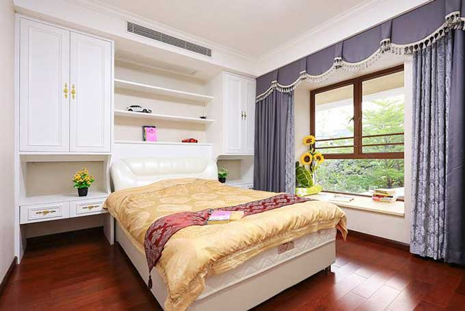 卧室收纳空间设计图