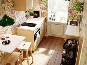 保鲜的秘密配方  10款小清新厨房设计参考图片
