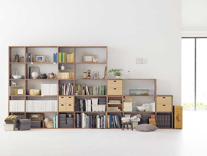 家具收纳装饰装修效果图