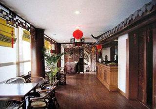经典中式茶楼装修设计效果图