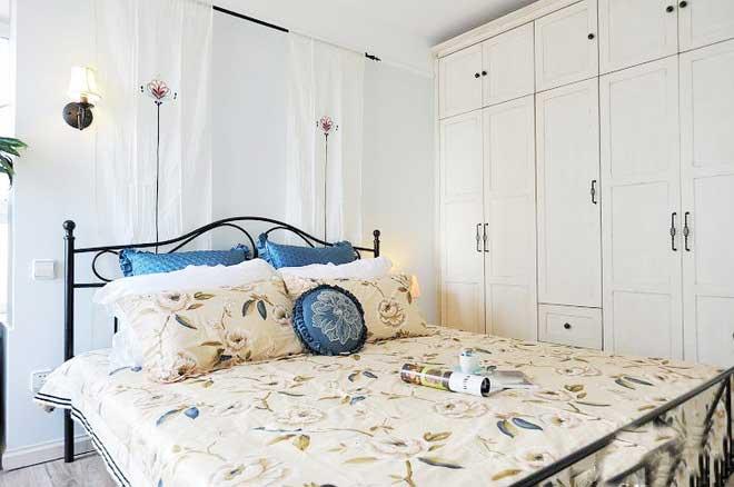 地中海卧室装修装饰图片