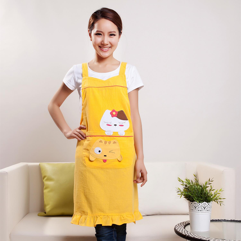 围裙的做法,围裙款式,围裙分类,围裙清洗方法_齐家网