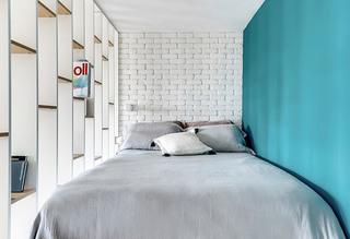 27平米超小户型卧室装修图片