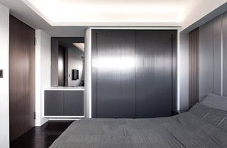 83平两居室卧室效果图大全