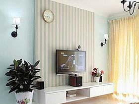 晒给你看 10款电视背景墙设计装修图片