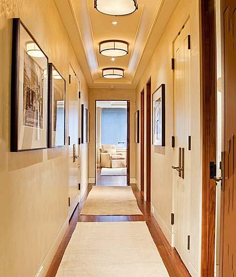 走廊装饰画装修装修效果图