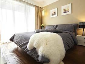 线条的创造空间  10款极简型卧室设计实景图