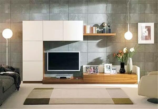 简约实用客厅电视柜图