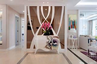 现代走廊设计效果图