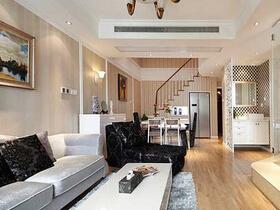新古典风格舒适小复式  大气雅致宛若梦中之家