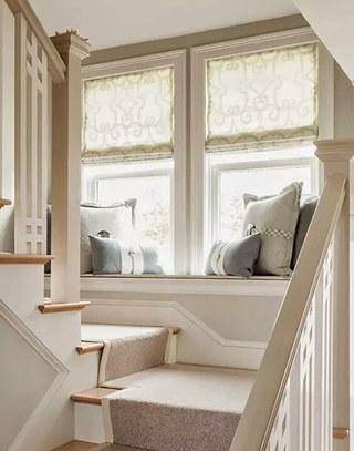 楼梯飘窗装修效果图大全