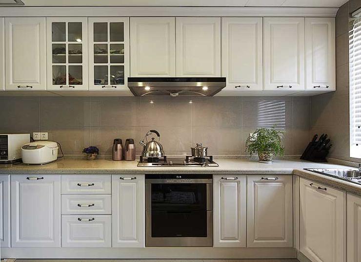 120平雅致美式装修风格厨房设计