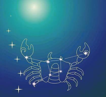 喜欢世界生活百科常识巨蟹座巨蟹座是夏天喜欢的第一个百科.星座座我不开始这水瓶我只齐家你图片