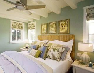 卧室创意吊顶构造图