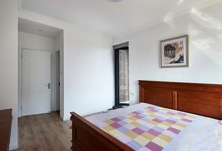 130平温馨简约风格装修卧室效果图