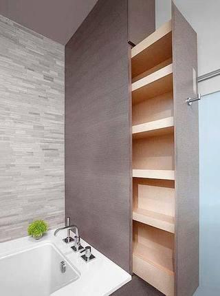 简约卫生间装修装饰效果图