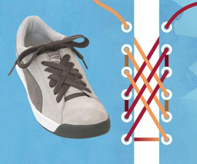匡威鞋带系法_匡威帆布鞋鞋带系法,鞋带蝴蝶结的打法,高帮鞋怎么系