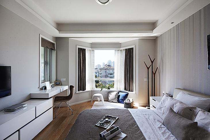 最美妙的简约风格装修卧室设计