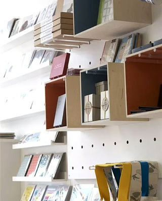 10个书房收纳背景墙装修 一块板抵N个收纳箱10/10