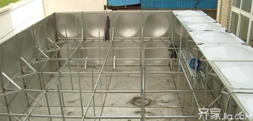 组合式不锈钢水箱厂家 组合式不锈钢水箱特点及安装调试