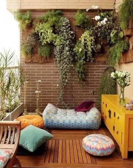 除了晒衣服,阳台还能这么用!