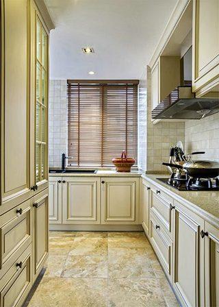 美式两居室装修装饰效果图