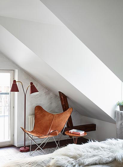 70㎡单身公寓装修卧室设计图