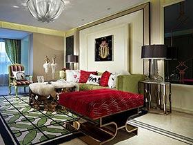 你好色彩新家  不同寻常的家居空间